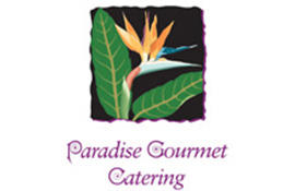 Paradise Gourmet Catering Logo