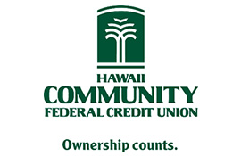 Hawaii Community Credit Union Logo