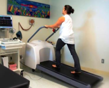 Cardiology Treadmill