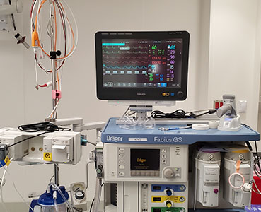 Patient & Anesthesia Monitors
